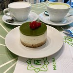 Bilde fra Macha Cafe