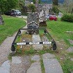 Rob Roy MacGregor's grave.