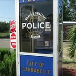 World's Smallest Police Station