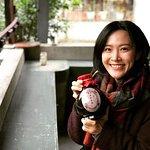 Xia Jiou Tsai Cooking Class- Tasting of some exotic Taiwan herbal liquors.