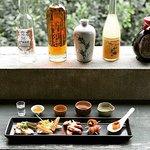 Xia Jiou Tsai Cooking Class- Tasting of Taiwan herbal liquors+prepare Taiwanese tapas.