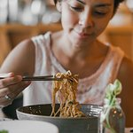 Happy tummy and yummy lunch at Tokomono. Have you tried our Chicken Noodle? 🍜 If not, you know where to find us! Come hungry! ✨💕 . #Tokomonobali #tokomono #Balieats #playboxbali #kutaeats ----- restaurant in Kuta