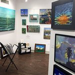 Featured art at G. Lee Gallery