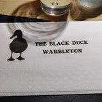 The Black Duck照片