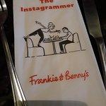 Bilde fra Frankie & Benny's