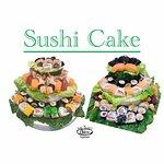 Per i Vostri eventi!  Le torte di #sushi 🍣🎂 #SushiCake 100pz misti ! 🔝 #nigiri #hosomaki #uramaki