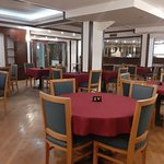 Castello restaurant Luxor, the extended hall..  https://castellorestaurant.net