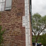 Wertheim - Old Town Flood Lines