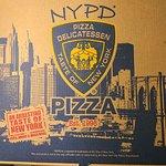Photo de NYPD Pizza