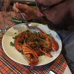 Some nice moments at I Love Spaghetti restaurant..