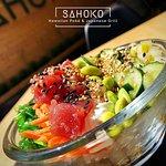 Foto de SAHOKO - Hawaiian Poké & Japanese Fusion