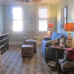 living room - townhouse suite