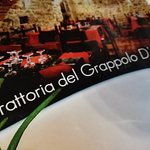 ภาพถ่ายของ Trattoria del Grappolo d'Oro