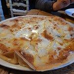 focaccia al formaggio