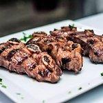 Las carnes como esta tira de asado suele ser un verdadero manjar