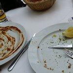 Goulash and cordon bleu