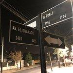 esquina de ubicacion y barrio