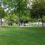 Beautiful park.
