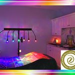 Stellarwaves Crystal Light Sound and Aromatherapy al in one session!