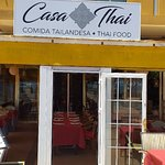 best thai food in this town everthing excellent. never forget to eat special cheez cake house made  fresh 1