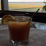 The Georgia Peach Tea Cocktail