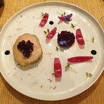 Foie gras entree