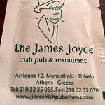 Φωτογραφία: The James Joyce