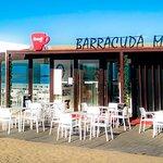 O Barracuda Mar proporcionar uma excelente experiência gastronómica.