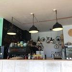 Fotografia lokality CONCEPT kaviaren a praziaren cerstvej kavy