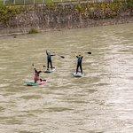 River-Action-Tour threw Innsbruck