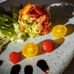 Tartár de Aguacate y Tomate