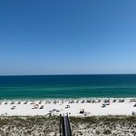 This is the Lazy Days Beach Rentals on Navarre Beach, FL