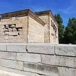 Templo de Debod – fénykép