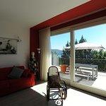 Appartamento Red - Soggiorno
