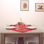 Appartamento Red - Tavolo da Pranzo