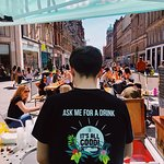 When the sun comes out - join us on Buchanan Street!