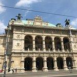 Opera House near the Cafe Mozart