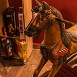 Our wooden horse
