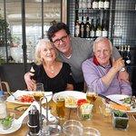 Tony, Julie and Mario