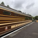 restored Pullman carriage