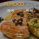 Seu sábado tem mais sabor aqui!  Aos sábados servimos salmão e costela recheada como prato principal.   📍 Rua Pernambuco, 1044 - Cascavel.