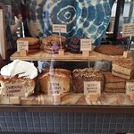 Bread and pastries - Excellent