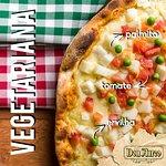 O sabor da Pizza Vegetariana vai te surpreender! #vempradonaureo 🍕  Em nosso rodízio contamos com mais de 70 sabores de pizzas, 08 tipos de risotos, 08 tipos de massas e porções especias.  ☎ Reservas (45) 3039-3334  📍 Rua Pernambuco, 1044 - Cascavel.