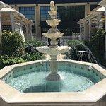 Прохлада фонтана