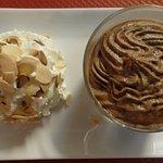 Dessert du jour : mousse au chocolat au lait (maison)