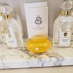 Fantastic scented bath products!