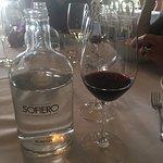 Spansk vin og svensk vand