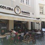 Fotografia lokality Koliba Kamzík