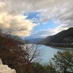 Jinvali Water Reservoir