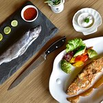 Serving fresh Himalayan Rainbow Trout to all our guests in select flavours.